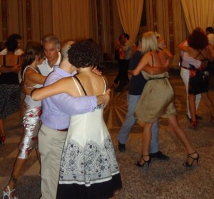 Argentine Tango is a social dance. Real Argentine Tango dancers respect each other on the dance floor.