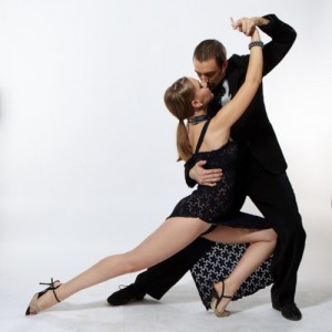 Argentine Tango can be spectacular. Yet you can also improve your social competence by learning how to dance Argentine Tango