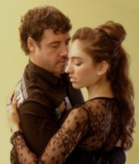 Tango lessons, Tango workshop with Fabiàn Salas and Lola Díaz at La Rogaia, Tango holidays