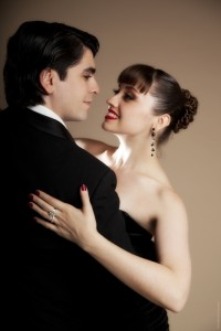 Tango Travel La Rogaia, Tango class for advanced dancers with Ariadna Naveira and Fernando Sanchez at La Rogaia 2014